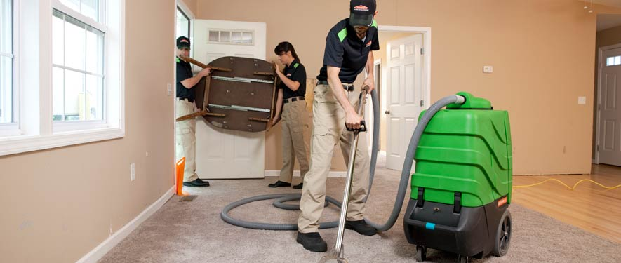 Layton, UT residential restoration cleaning